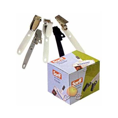 Sarff Plastik Maşalı Klipsler 100 Ad/pk.