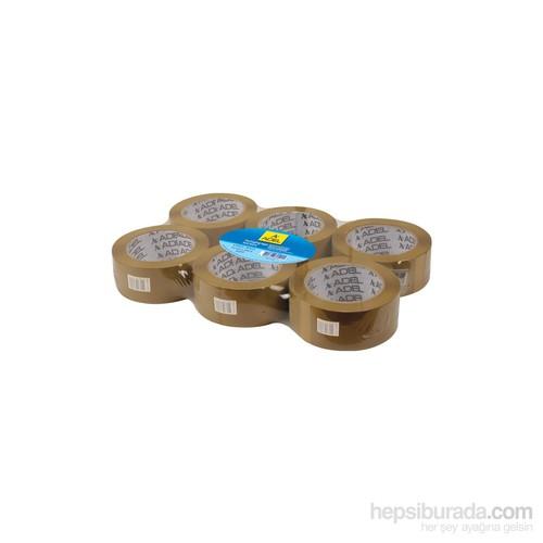 Adel Koli Bandı 45mmx100m Taba (4341451000) 6'lı
