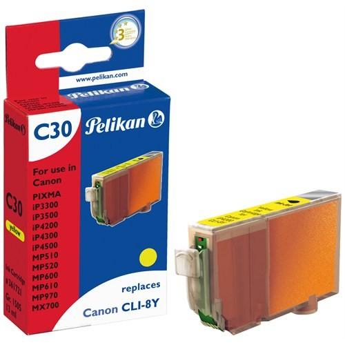 Pelikan Canon Clı-8Y Yellow Kartuş