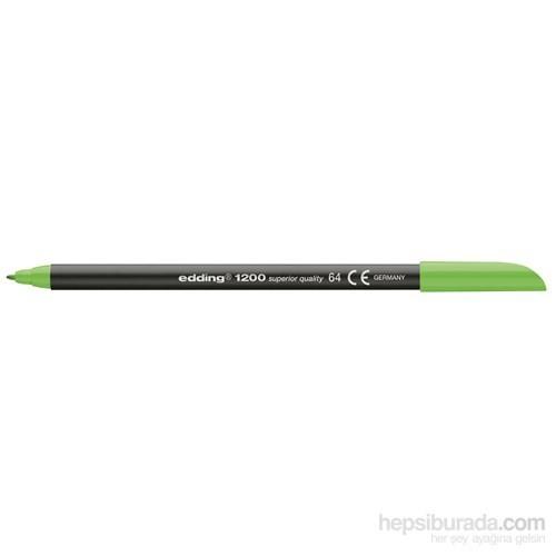 Edding Keçeli Kalem Fosforlu Yeşil