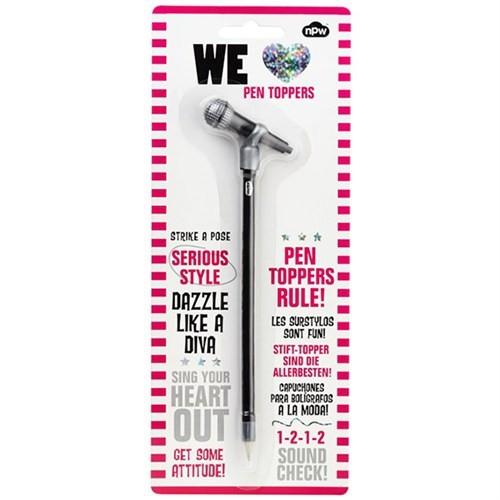 Npw Mikrofonlu Kalem - Tükenmez Kalem Ve Mikrofon Başlık