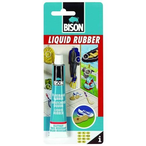 Bison Liquid Rubber 50 Ml (Sıvı Kauçuk)