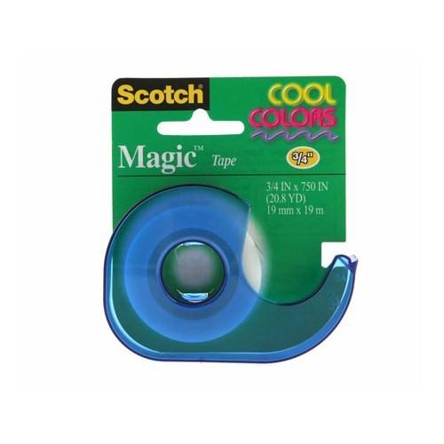 Scotch® Cool Bant Kesici, 19mm x 15m MagicTM Bant ile