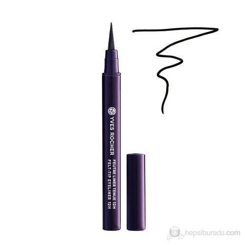 Yves Rocher Keçe Uçlu Eyeliner - Siyah