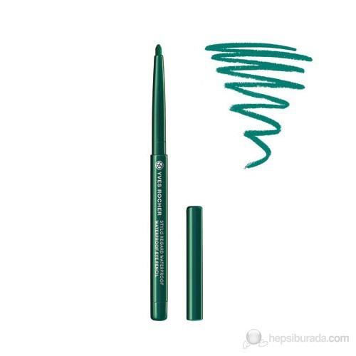 Yves Rocher Suya Dayanıklı Asansörlü Göz Kalemi - Yeşil