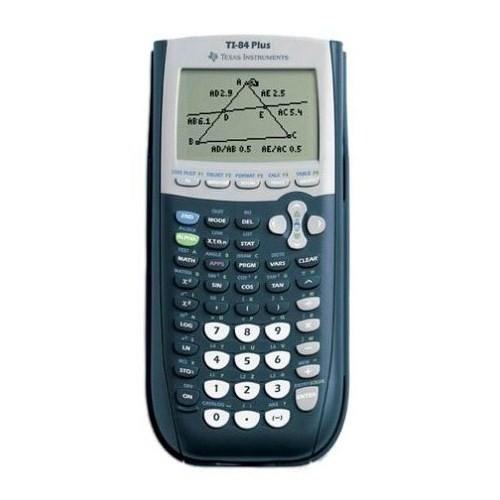 Texas Instruments TI-84 Plus Grafik Hesap Makinesi