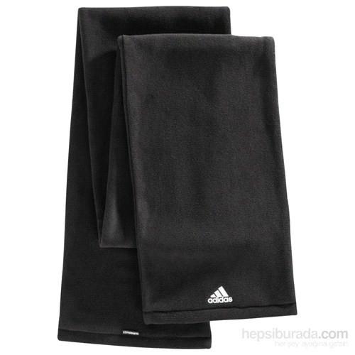 Adidas Cw Fleece Scarf Black/Black/Whıte Unısex