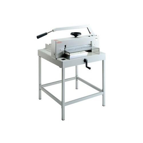 Ideal 4705 Copy Shop Tipi Kollu Kağıt Kesme Makinesi (Giyotin)