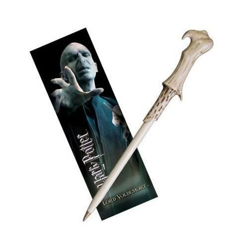 Noble Collection Harry Potter Voldemort Tükenmez Kalem Ve Kitap Ayracı