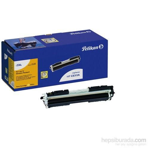 Pelikan HP CE312A Toner (4215437) - Sarı