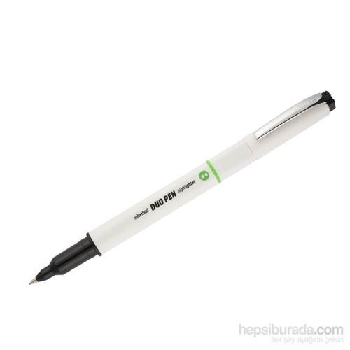 Scrikss Duopen Beyaz Gövde Siyah Rb Yeşil T00sdrf2duo11a