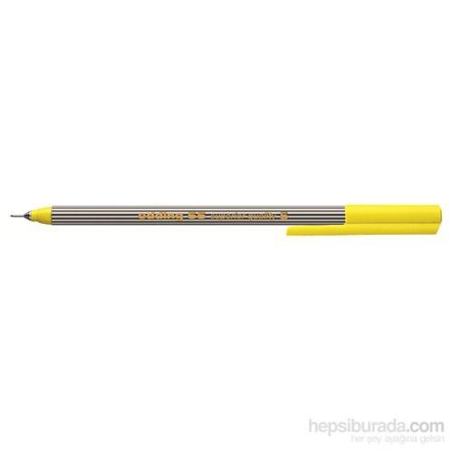 edding İnce Uçlu Yazı Kalemi Sarı