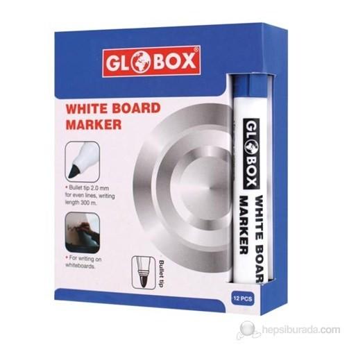 Globox Mavi Tahta Kalemi 12Li 6775