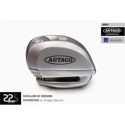 Artago 22 Sensor Alarmlı Disk Kilidi 22S.6M
