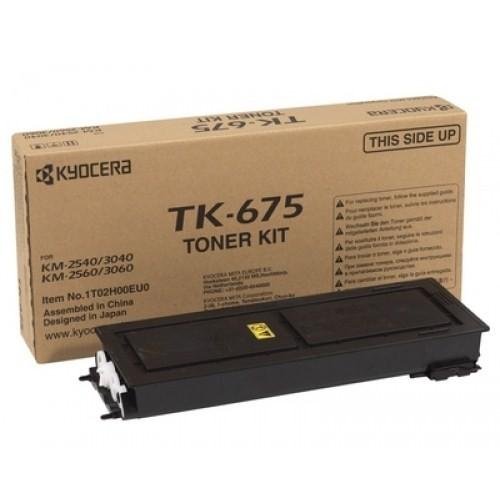 Kyocera Mita ( TK-675 ) KM-2540/2560/3040/3060 Fotokopi Makinesi Toneri