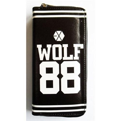 Köstebek Exo - Wolf 88 Uzun Cüzdan
