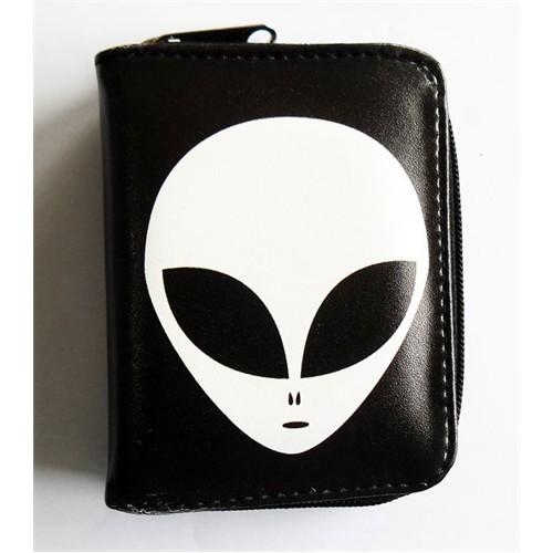 Köstebek Alien Cüzdan
