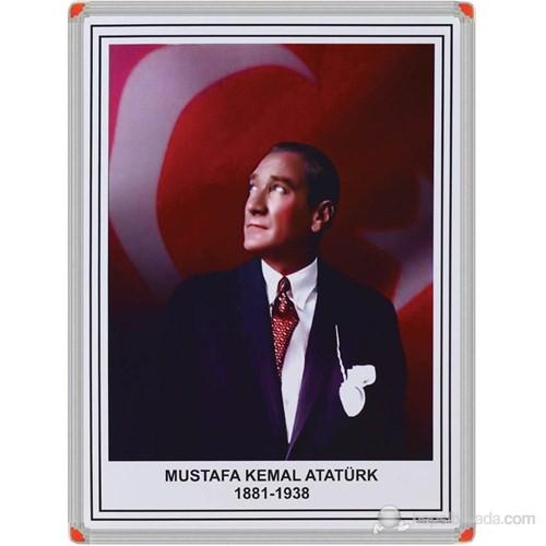 Panda 415 50X70 Atatürk Portresi (Alüminyum Çerçeve)