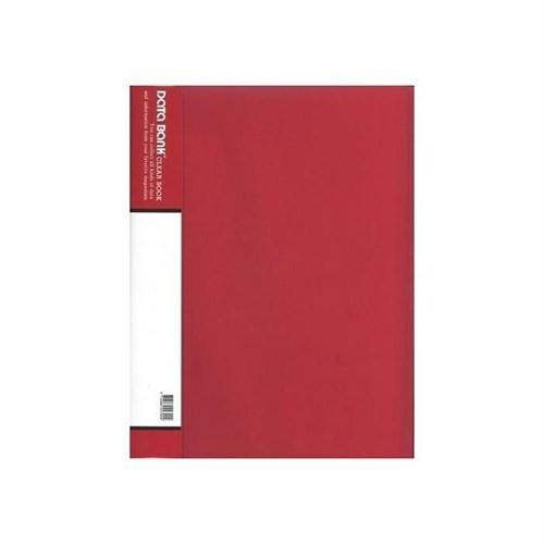 Databank Mt-100 K Sunum Dosyası 100 Sayfa Kırmızı