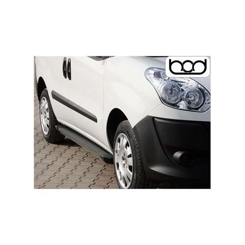 Bod Fiat Doblo Truva Yan Basamak Koruma Bariyeri 2010-2015
