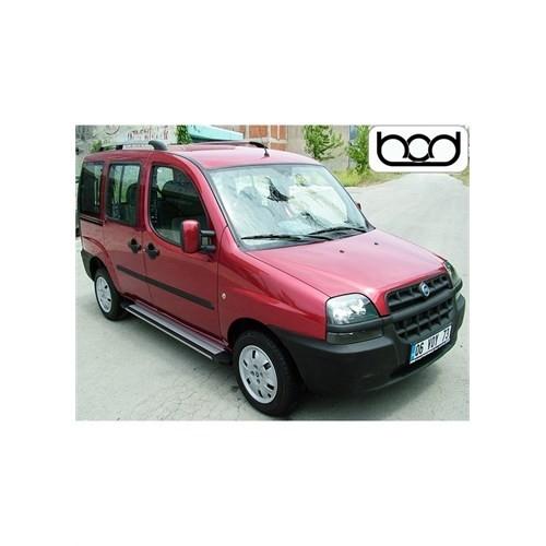 Bod Fiat Doblo Uzun Gordion Yan Basamak Koruma Bariyeri 2006-2009