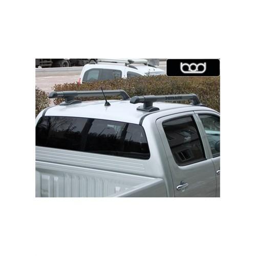 Bod Toyota Hilux Pickport Bagaj Sistemi-Füme 2012-2015
