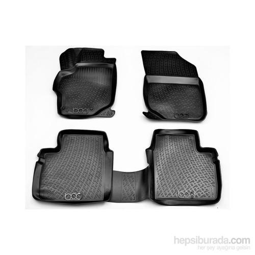 Bod Peugeot 301 3D Havuzlu Paspas