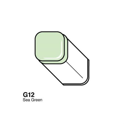 Copic Typ G - 12 Sea Green