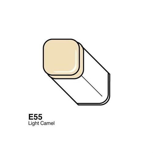 Copic Typ E - 55 Light Camel