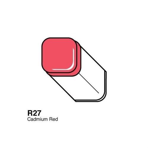 Copic Typ R - 27 Cadmium Red
