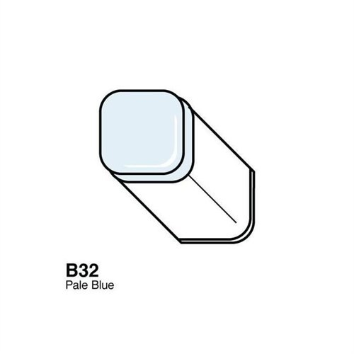 Copic Typ B - 32 Pale Blue