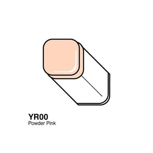 Copic Typ Yr - 00 Powder Pink
