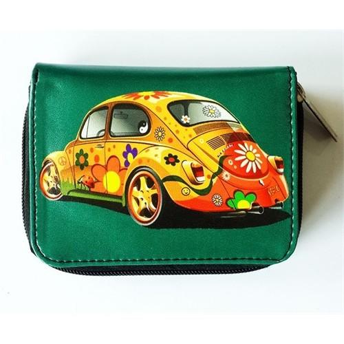 Köstebek Volkswagen Beetle Cüzdan