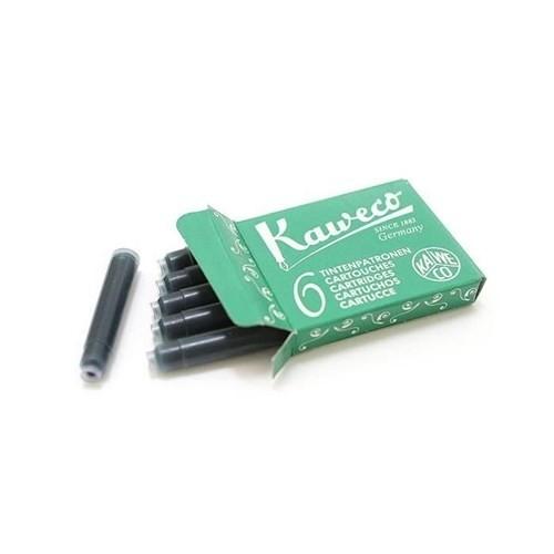Kaweco 009 Kartuş 6'Lı Yeşil