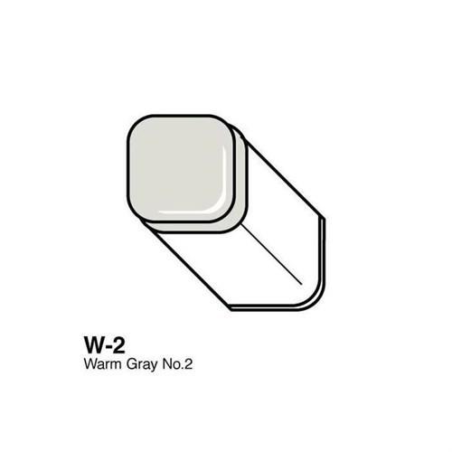 Copic Typ W - 2 Warm Grey