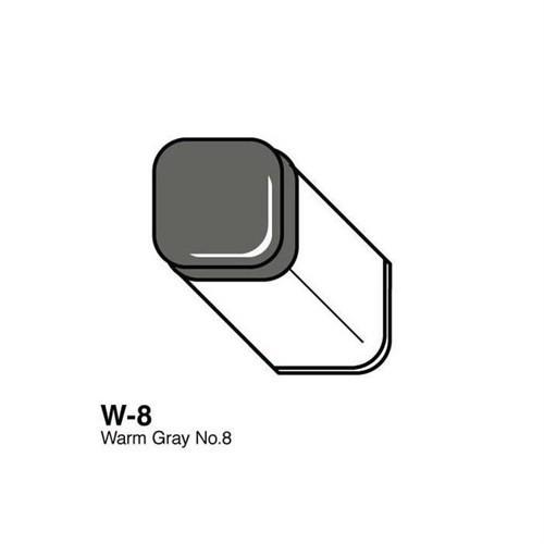 Copic Typ W - 8 Warm Grey