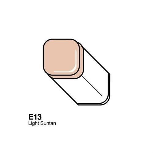 Copic Typ E - 13 Light Suntan