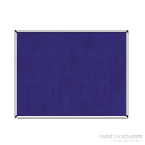 Akyazı 60x200 Duvara Monte Kumaşlı Pano (Mavi)