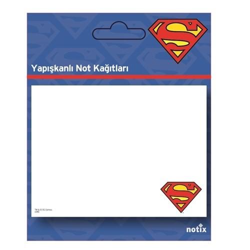 Notix Superman Ayraç 25 yp 4 x 15 x 50 Not Kağıdı