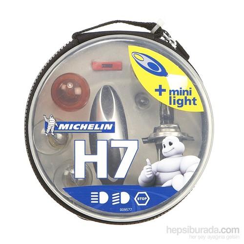 Michelin 9577 Güvenlik Ampül Seti H7