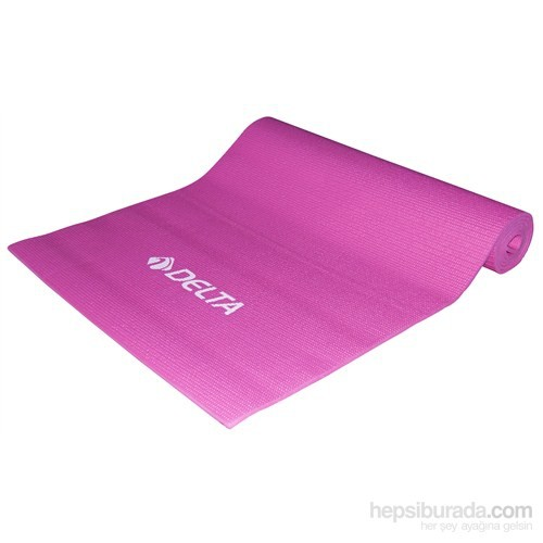 Delta Comfort Style 6 mm Dura-Strong Pilates & Yoga & Egzersiz Minderi
