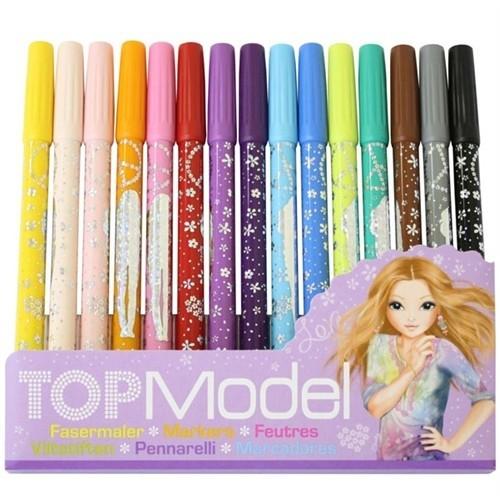 Top Model Fosforlu Kalem 7942