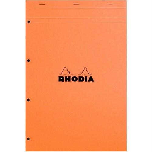 Rhodia Kareli Bloknot Turuncu Ra 120200