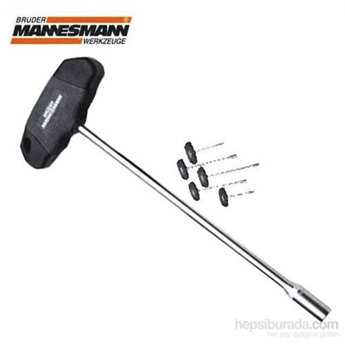 Mannesmann 18075 T-Saplı Lokma Anahtar 11,0X230mm