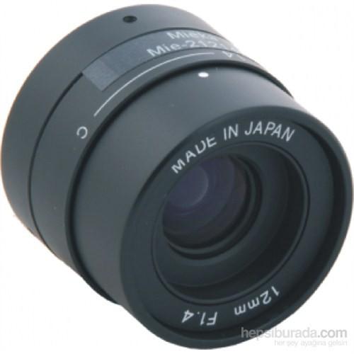 Mieka 12mm Manuel Iris Lens