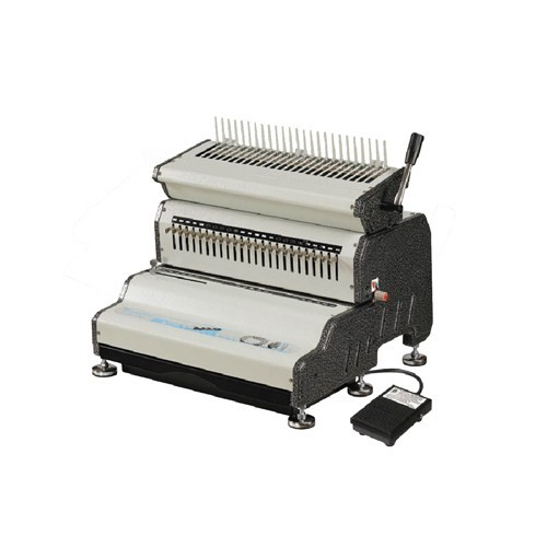 Mapibind 440 E Plastik Spiralli Cilt Makinesi (Elektrikli)