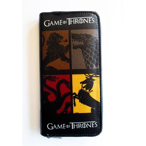 Köstebek Game Of Thrones Uzun Cüzdan