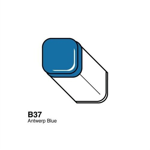 Copic Typ B - 37 Antwrep Blue