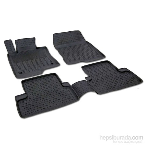 Bod Honda Accord Vıı 4D Kauçuk Paspas 2008-2012