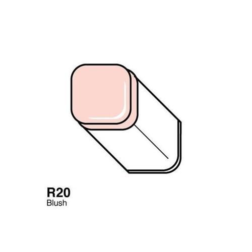 Copic Typ R - 20 Blush